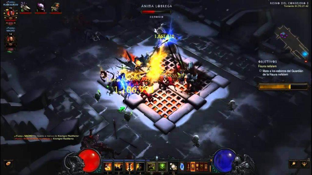 Play Diablo Online Free No Download