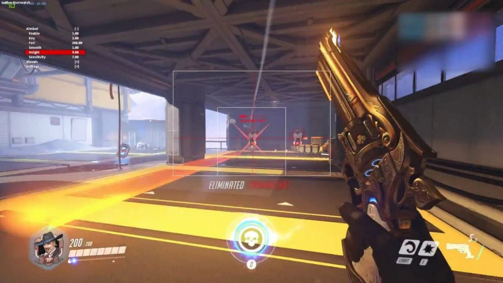 Free undetected Overwatch aimbot hack
